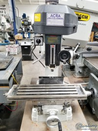 USED ACRA/RONG FU MILLING AND DRILLING MACHINE