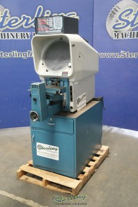 Used Deltronic Horizontal Optical Comparator