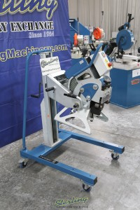 Used (Demo Machinery) BAILEIGH BEVELING MACHINE