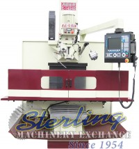 Brand New Acer Vertical Tool Room CNC Bed Mill