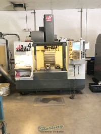 Used HAAS Super Speed Vertical Machining Center