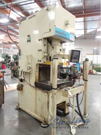 Used Komatsu OBS C-Frame Punch Press