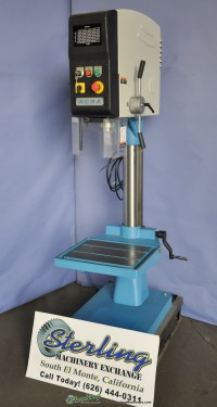 Brand New Acra Floor Drill With Powered Down Feed