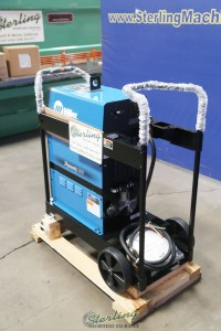 Brand New Miller Dynasty Welder