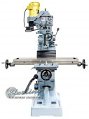 Brand New Wells-Index Vertical Milling Machine