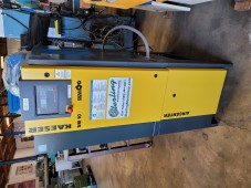 Used Kaeser Rotary Screw Air Compressor With Dryer and Tank Built In  (Save Thousands from New) (Late Model)