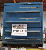 Used Equipto Cabinet