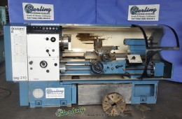 Used Graziano Gap Bed Engine Lathe