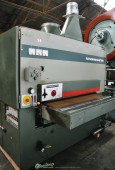 "Used Sandingmaster Wide Belt 3 Head Grinder/Sander ""Wood Working Machine"""