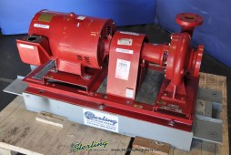 Used Bell & Gossett Centrifugal Pump Station