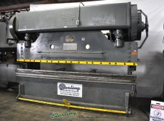 Used Verson Mechanical Press Brake