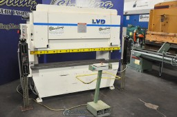 Used LVD Hydraulic Press Brake