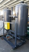 Used Zeks Hydronix Heatless Purge Desiccant Air Dryer