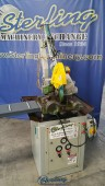 Used Brobo Semi-Automatic Heavy Duty ColdSaw