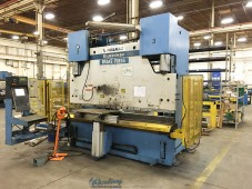 Used Pullmax Optima CNC Hydraulic Press Brake