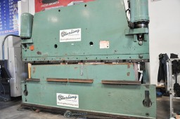 Used Pacific Heavy Duty Hydraulic Press Brake