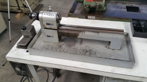 Used Levin Watch Makers Lathe