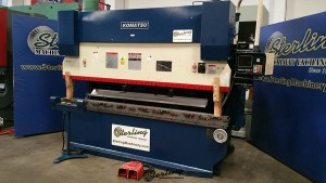 Used Komatsu CNC Hydraulic Press Brake (Heavy Duty, Great Brand)