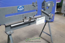 Used Maytool Circle Shear