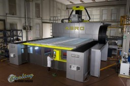 Brand New Parpas 5 Axis CNC Gantry Mill (NEVER PUT INTO SERVICE! )