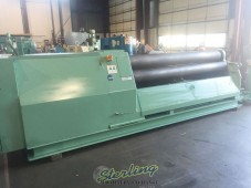 Used Roundo Heavy Duty 4 Roll Plate Roll