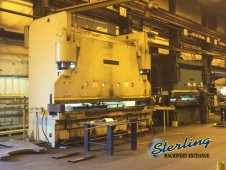 Used Cincinnati CNC Hydraulic Press Brake