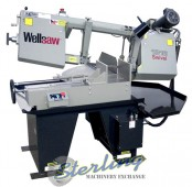 Brand New Wellsaw Horizontal Miter Head (Swivel) Bandsaw