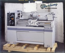Brand New Acra Precision Gap Bed Engine Lathe