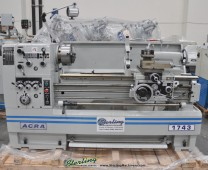 Brand New Acra Gap Bed Engine Lathe (Geared Head)