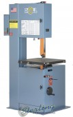 """Brand New DoALL """"Variable Frequency AC Inverter Drive"""" Vertical Contour Bandsaw"""