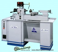 Brand New Acra Second Operation Toolmakers Lathe