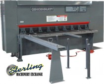 Brand New Cincinnati Heavy Duty Hydraulic Heavy Duty Squaring Shear