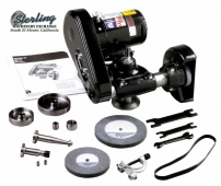 Brand New Dumore Tool Post Grinder Kit