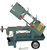Brand New W.F. Wells Portable Manual Horizontal Hinge Type Band Saw
