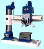 Brand New Acra Radial Arm Drill