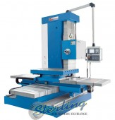 Brand New Knuth Horizontal Drilling and Milling Horizontal Table Type Boring Machine