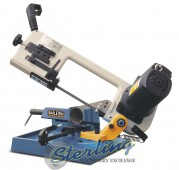 Brand New Baileigh Portable Metal Cutting Horizontal Band Saw