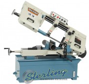 Brand New Baileigh Horizontal Metal Cutting Band Saw with Mitering (Swivel) Vise