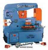 Brand New Scotchman Dual Operation Hydraulic Ironworker