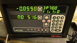 Brand New Newall 2 Axis Digital Readout Lathe Packages