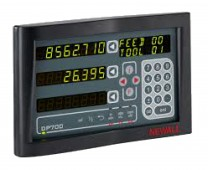 Brand New 2 Axis Newall Digital Readout System Package for Vertical and Horizontal Milling Machines