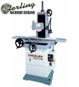 Brand New Chevalier Manual Precision Surface Grinder