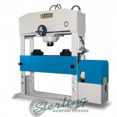 Brand New Baileigh Extra Wide Hydraulic H-Frame (Gap) Shop Press