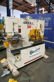 Brand New Geka Hydraulic (Deep Throat) Ironworker