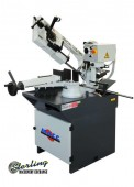 Brand New MACC Manual Horizontal Band Saw (Double Miter Swivel Type)
