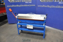 Brand New Birmingham Bench Type Box & Pan Brake