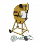 Brand New Baileigh Variable Speed Reciprocating Power Hammer