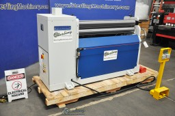 Brand New Birmingham Heavy Duty Initial Pinch Hydraulic Plate Bending Roll Machine