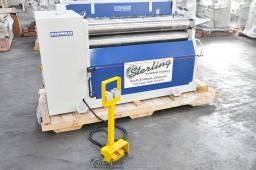 Brand New Birmingham Heavy Duty Initial Pinch Hydraulic Bending Roll Machine