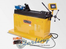 Brand New Baileigh Programmable Rotary Draw Bender